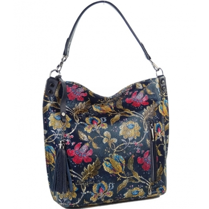 Дамска чанта от естествена кожа 1345T