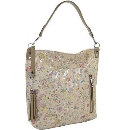 Дамска чанта от естествена кожа 1345T-3