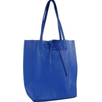 Дамска кожена чанта тип торба 1666-9