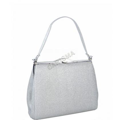 Официална чанта с брокат