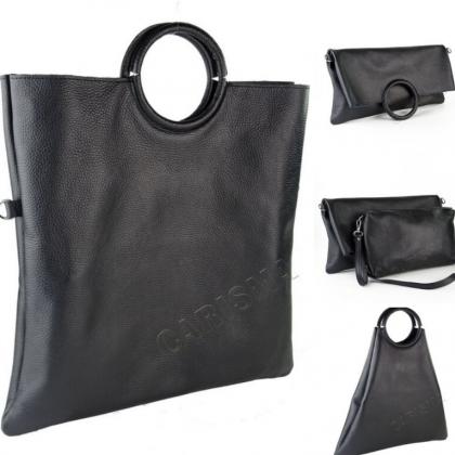 Голяма дамска чанта 3 в 1, I2035