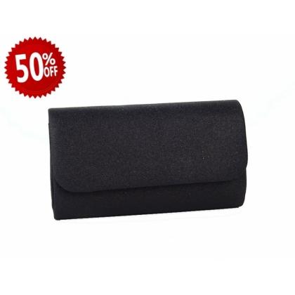 Официална дамска чанта в черно 1318T