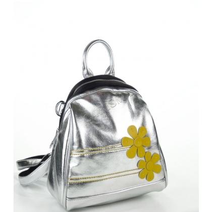 Дамска чанта-раница от еко кожа G3204-1