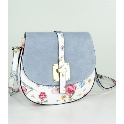 Чанта за през рамо от естествена кожа 10283-2