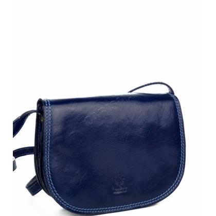 Среден размер чанта от естествена кожа