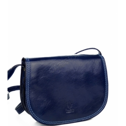 Среден размер дамска чанта от естествена кожа 135033-1