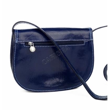 Индиго цвят чанта