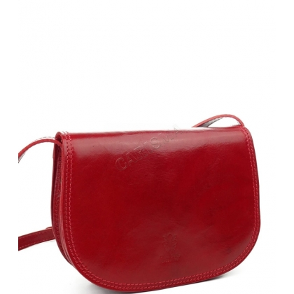 Среден размер дамска чанта от естествена кожа 135033-2