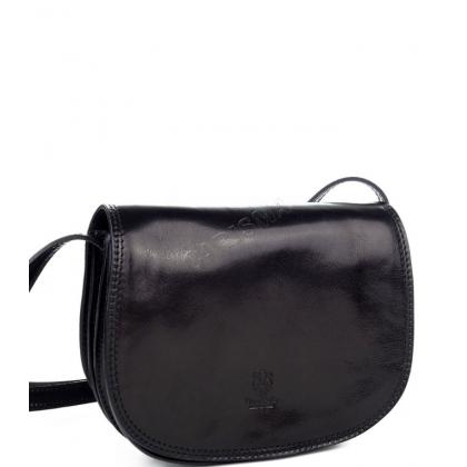 Среден размер дамска чанта от естествена кожа 135033-3