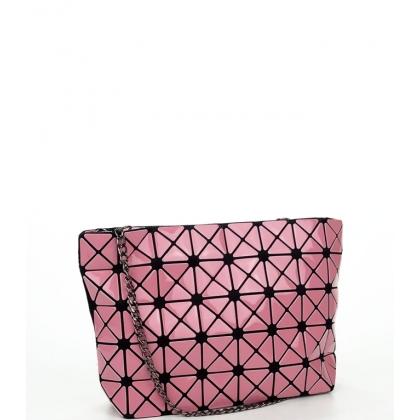 малка чантичка в розово