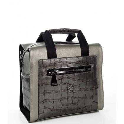 Дамска чанта-раница от еко кожа 2561-5