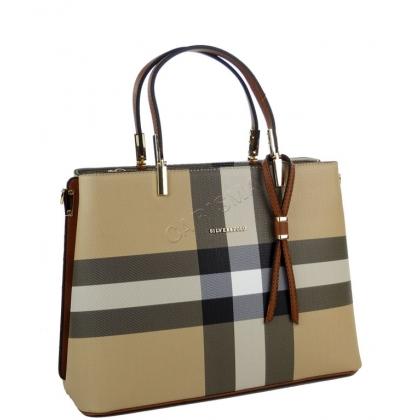 Дамска чанта от еко кожа 924