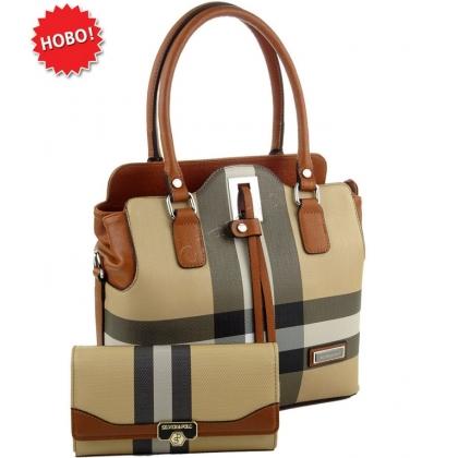 Подаръчен комплект, чанта и портмоне, 1-1