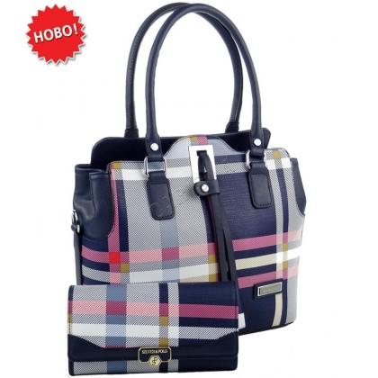 Подаръчен комплект, чанта и портмоне, 1-2