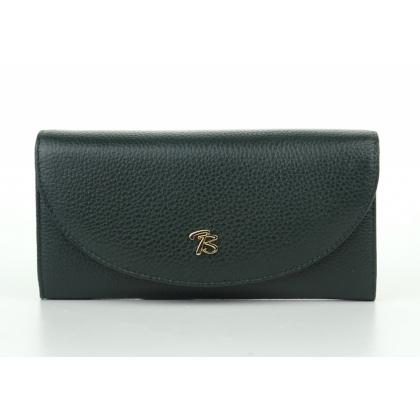 Зелено дамско портмоне