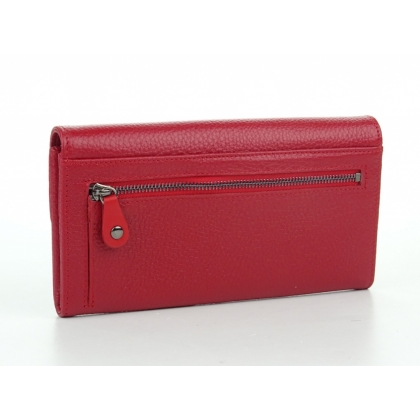 Червено портмоне