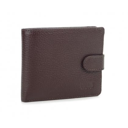 Кафяв мъжки портфейл, 516-3
