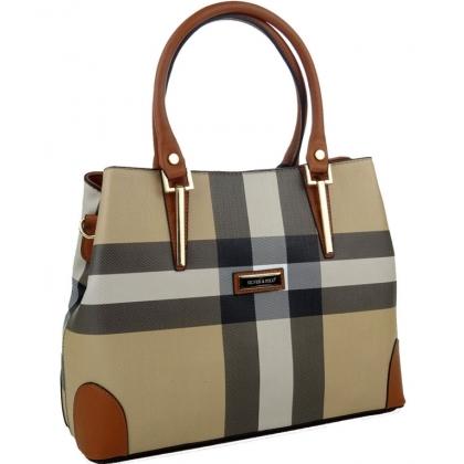 Дамска чанта от еко кожа 667-1