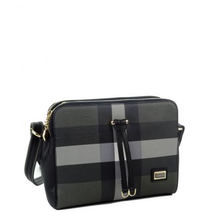 Дамска чанта за през рамо Silver Polo