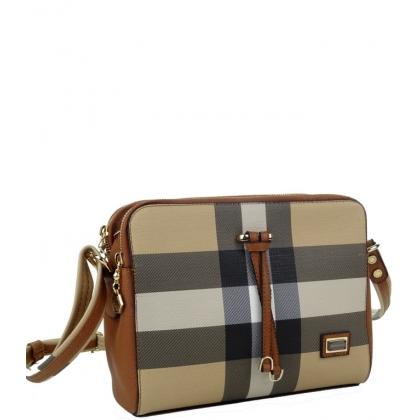 Чанта за през рамо от еко кожа 498-1
