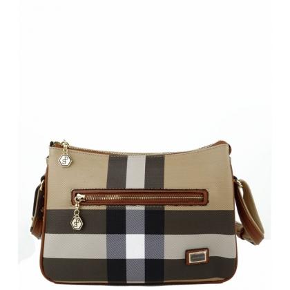 Дамски чанти от еко кожа, Silver Polo
