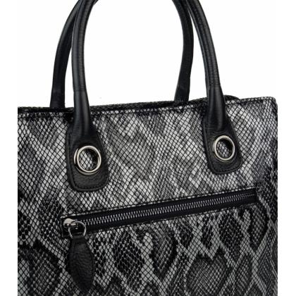 Дамска змийска чанта