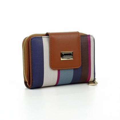 Дамско портмоне Silver Polo от еко кожа