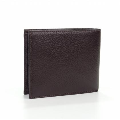 Тъмнокафяв портфейл