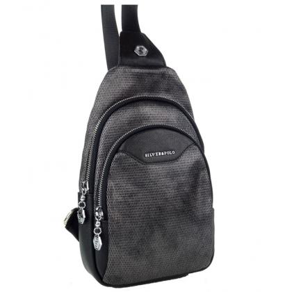 Чанта-раница SIlver Polo за през гърди и рамо 905
