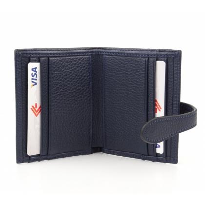 Малко синьо портмоне
