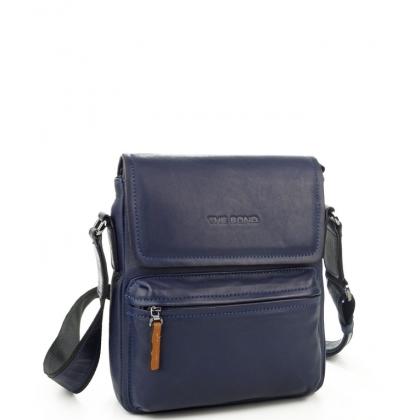 Мъжка чанта от естествена кожа B1128