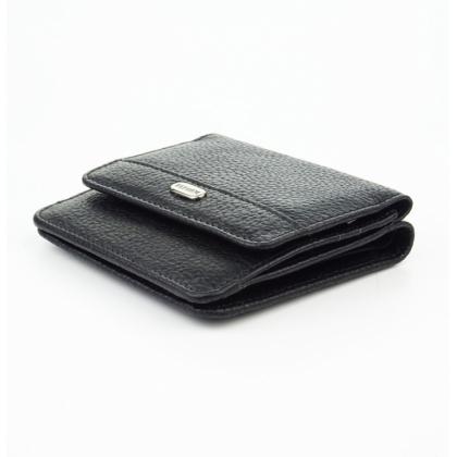 Черно малко портмоне