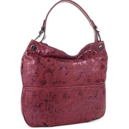 Дамска чанта от естествена кожа 3892T