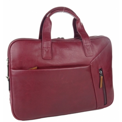 Бизнес чанта от естествена кожа B2244-1