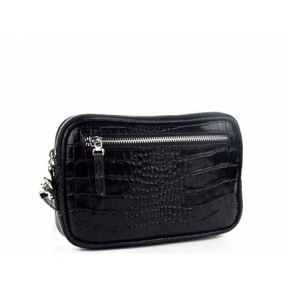 Мъжка кожена чанта за ръка B1003-1
