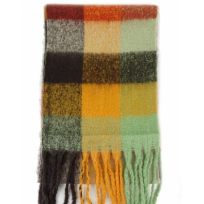 Шарен дамски шал