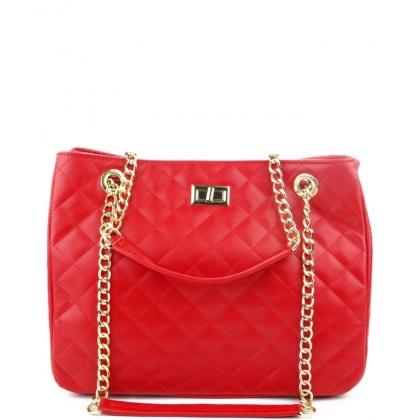 Дамска чанта на баклавички
