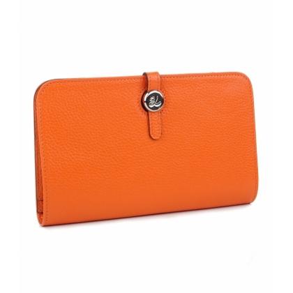 ГОлямо оранжево портмоне