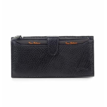 Дамско черно портмоне