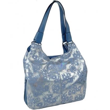 Дамска чанта от естествена кожа T2141-1