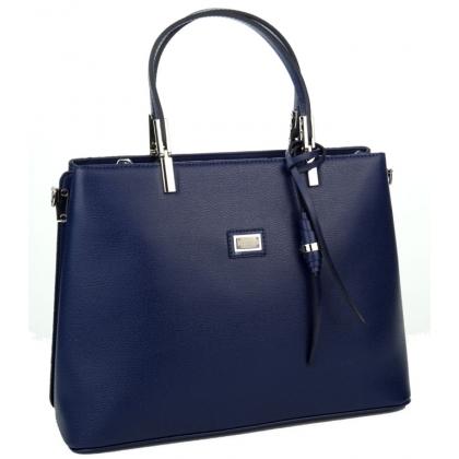 Дамска чанта Silver Polo от еко кожа, 924-6