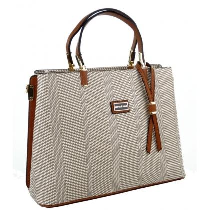 Дамска чанта от еко кожа 924-3