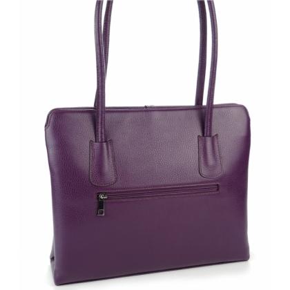 Дамска чанта с две отделения