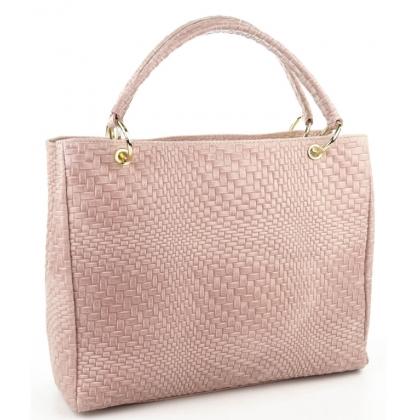Дамска чанта плетка
