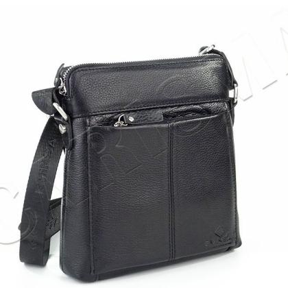 Спортно-елегантна мъжка чанта