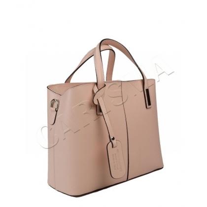 Дамска чанта от естествена кожа, 1354-2