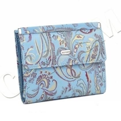 Малко компактно портмоне от естествена кожа 1399-7