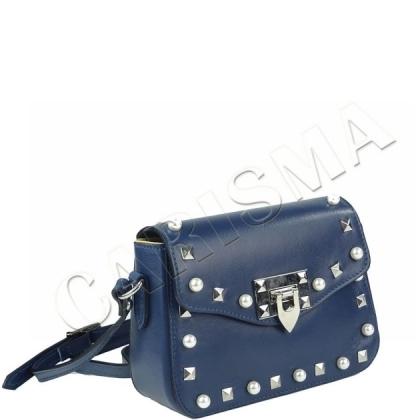Малка дамска чанта с перли 1244-2