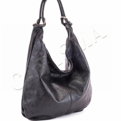 Чанта тип торба Черна 1393L-2