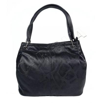 Дамска чанта от естествена кожа 166E-1